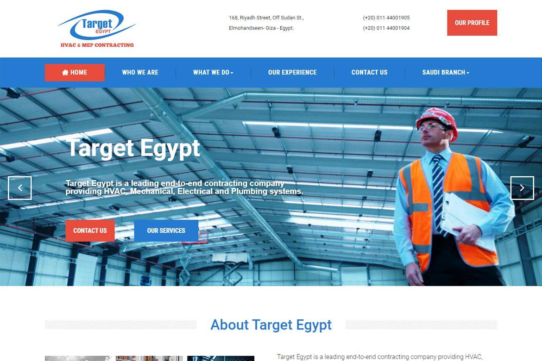 Target-Website